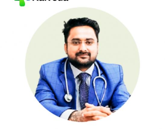 Dr. Vivek Pratap Singh